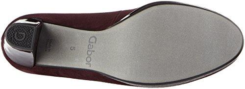 Shoes Femme Comfort Escarpins Gabor 48 Merlot New Rouge Fashion pxTdyIqw