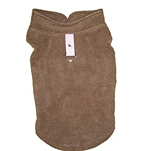 Amazon.com: UltraZhyyne - Winter Fleece Pet Clothes for