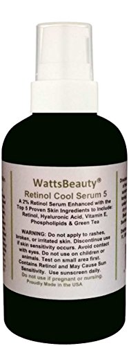 Advanced Watts Beauty Retinol Serum product image