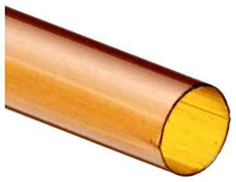 Translucent Amber Miniature Polyimide Tubing