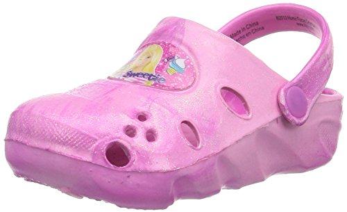 Barbie Girls Kids Clog Sandals & Mules, Mädchen Clogs, Mehrfarbig (156 PINK/FUXIA), 28 EU