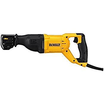 DEWALT DWE305 Corded Reciprocating Saw
