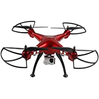 Syma X8HG Wifi FPV 2.4G 4CH 6 Axis Gyro 8MP HD Camera RC Quadcopter Drone (with Foam Packaging)