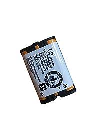 3,6 V, 700 mAh HHR P107 recargable batería de teléfono inalámbrico para Panasonic HHR P107 HHRP107 HHR P107 A hhrp107 a teléfono inalámbrico (paquete de 2) baobian