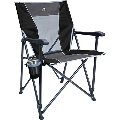 GCI Outdoor Eazy Chair Folding Camp Chair 72010