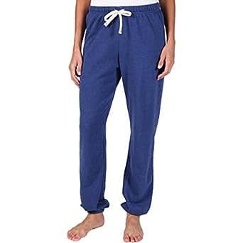 Abbot + Main Women's Fleece Pants, Small - Royal Blue