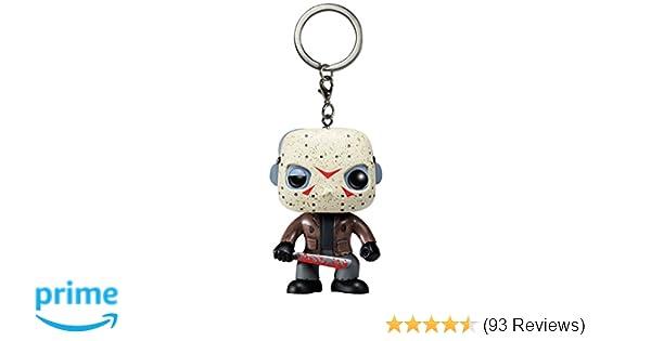 Funko POP Keychain: Horror - Jason Voorhees Toy Figure
