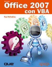 Office 2007 con VBA / Office 2007 with VBA (Spanish Edition) PDF