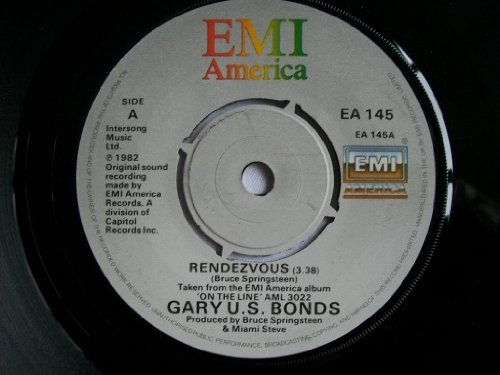 "Price comparison product image GARY US BONDS Rendezvous 7"" 45"