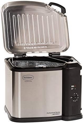Amazon.com: Masterbuilt MB23012418 Butterball XL - Freidora ...