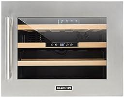 Mini Kühlschrank Einbaugerät : Klarstein vinsider d u weinkühlschrank u getränkekühlschrank