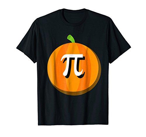 Pumpkin Pi Math T Shirt   Last Minute Halloween Costume for $<!--$19.99-->