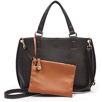 d4f23cf118 Amazon.com  Overbrooke Reversible Crossbody Tote Bag