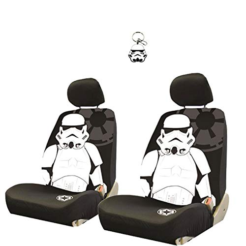star wars stormtrooper seat cover - 7