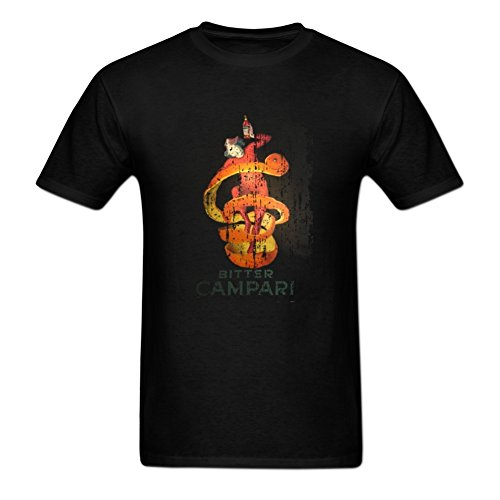jamefoxfit-bitter-campari-poster-screw-neck-t-shirt-for-men-xl-black