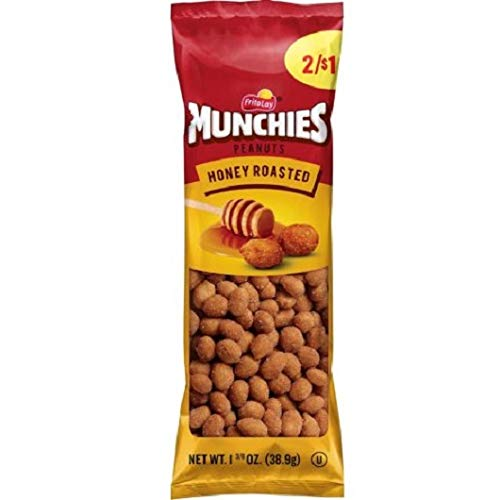 Munchies Peanuts - Flamin' Hot 32 pk.