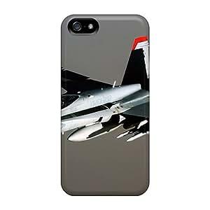 XiFu*MeiDefender Case For Iphone 5/5s, Fa 18 Hornet Aircraft PatternXiFu*Mei