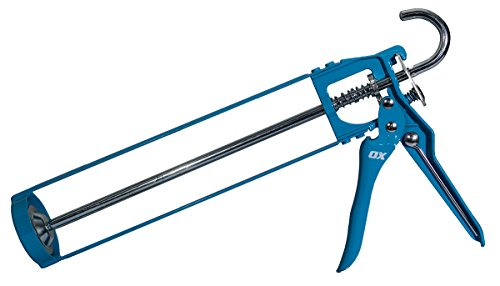 OX Tools 10 oz. Standard Caulk Gun   7:1 Thrust Ratio