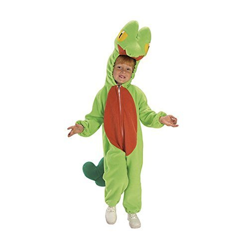 Child's Pokemon Treeko Costume, Size Youth Medium 8-10 - Pokemon Halloween Costumes For Boys