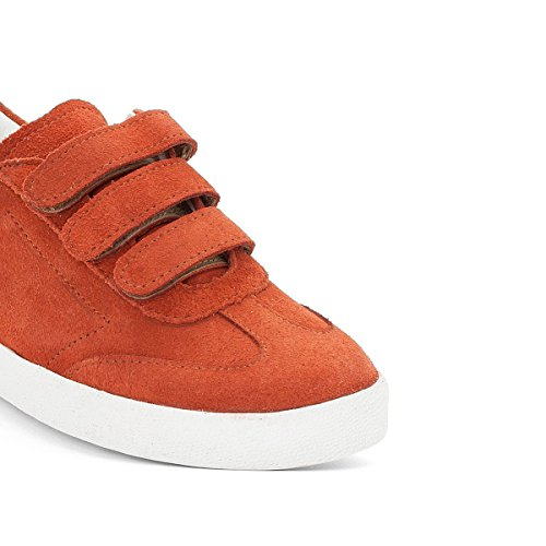La Redoute Collections Sneakers, Gr. 2635 Rost