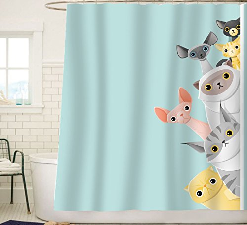 Bathroom Cats - 8