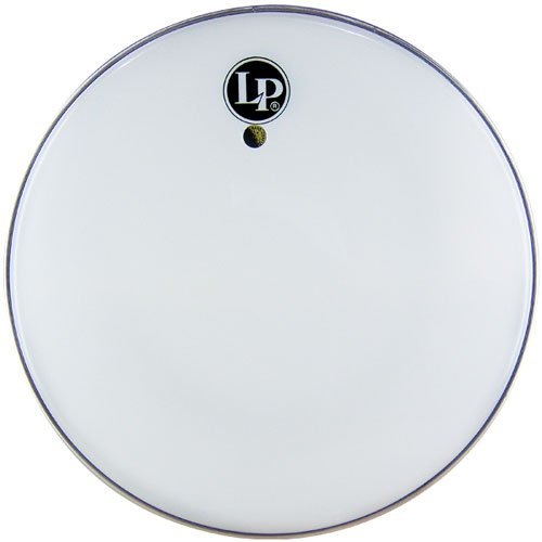 Plastic Timbale (Latin Percussion LP247C 15-Inch Plastic Timbale Head)