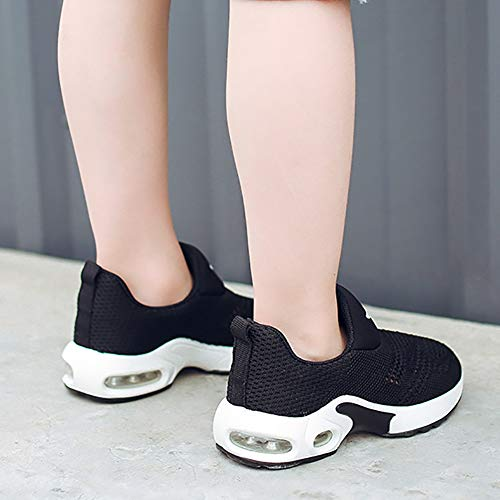 Color Size Shoes,Comfort Sneakers,Shock Light Spring B Knit Shoes,Camping Breathable Summer Park 36 Absorption Sport Trainers Fall Women's A COpwZqn