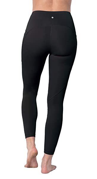 b38e3d4ce4fd01 90 Degree By Reflex Women's High Waist Athletic Leggings with Smartphone  Pocket at Amazon Women's Clothing store: