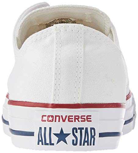 Slip Shoreline Blanc optical White Star Femme Multicolore Converse Textile Chuck Chaussures All Taylor A0Fq4
