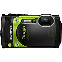 Olympus TG-870 Tough Waterproof Digital Camera (Green) Explained Review Image