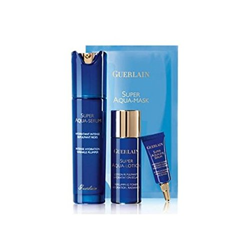 ESTUCHE GUERLAIN SUPER AQUA-SERUM 50 ML + REGALO: Amazon.es ...