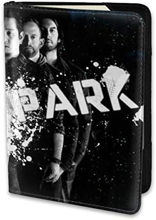 リンキン・パーク Linkin Park パスポートケース メンズ レディース パスポートカバー パスポートバッグ 携帯便利 シンプル ポーチ 5.5インチ PUレザー スキミング防止 安全な海外旅行用 小型 軽便