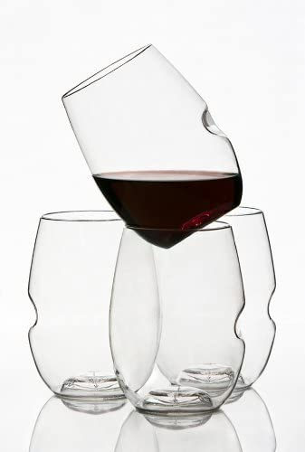 Govino-Wine-Glass-Flexible-Shatterproof-Recyclable,-Set-of-4