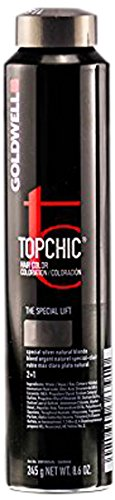 Goldwell Topchic Hair Color Coloration (Can) 8KG Light Copper Gold 4021609003595