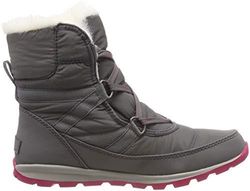Whitney Short Snow SOREL Bright Boot Rose Lace Women's Quarry R5wg1Pq4g