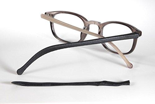 Templesox Eyewear Sleeves (Small, Classic Black)
