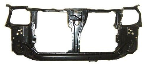 - OE Replacement Honda Civic Radiator Support (Partslink Number HO1225112)
