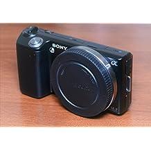 Sony Alpha NEX NEX5 Digital Camera (Body Only) Black
