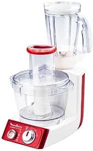 Moulinex Masterchef 3000 - Robot de cocina, 18 funciones: Amazon.es: Hogar