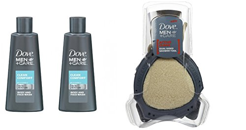 Dove Men Care Clean Comfort Body And Face Wash - 6