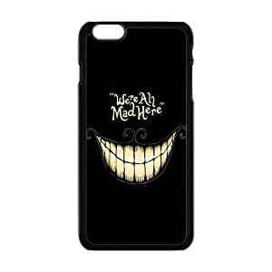 "Apple iPhone 6 Plus 5.5""- we're all mad here Apple iPhone 6 Plus 5.5"" Back Cases Covers"