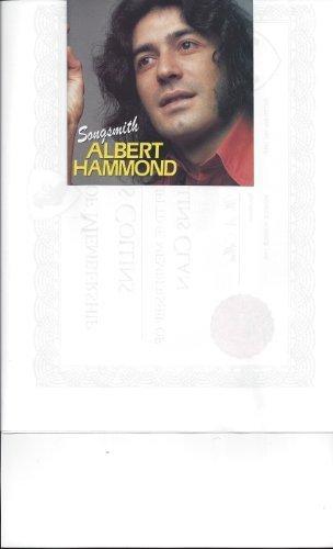 ALBERT HAMMOND - Songsmith By Hammond, Albert - Zortam Music