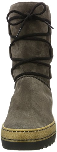 Gabor Ladies Jollys Snow Boots Grigio (antracite (nero))