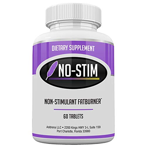No-Stim Non Stimulant Fat