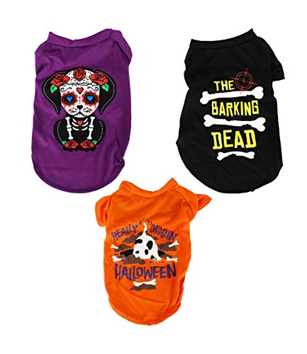 Black Duck Brand Set of 3 Halloween Dog