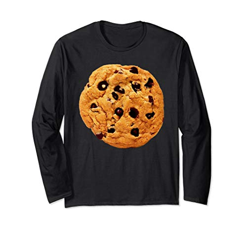 Chocolate Chip Cookie Costume Shirt Holiday Party Idea