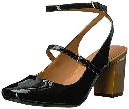 Picture of Calvin Klein Women's Cleary Pump, Black, 6 Medium US