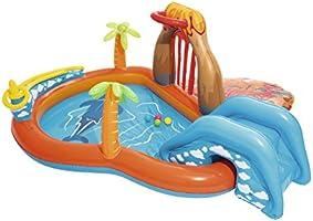 Piscina Hinchable Infantil Bestway Lava Lagoon