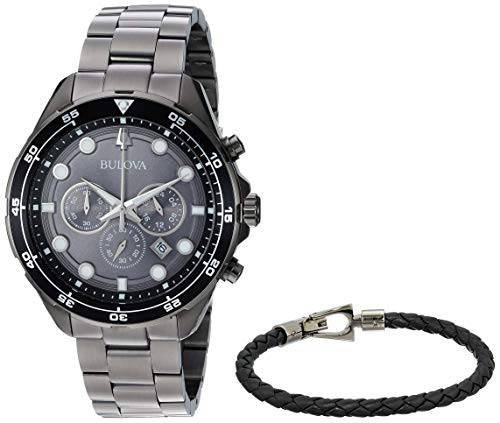men s quartz stainless steel dress watch