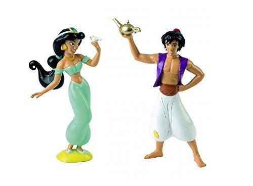 Disney's Jasmine and Aladdin Birthday Party Cake